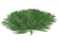 EUROPALMS Kokos-Palmwedel, künstlich, 110cm 12x