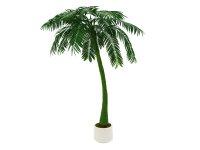 EUROPALMS Palme, 1-stämmig, Kunstpflanze, 300cm,...
