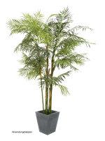 EUROPALMS Cycasrohr Palme, Kunstpflanze, 280cm