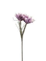 EUROPALMS Magnolienzweig (EVA), künstlich, violett