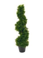 EUROPALMS Spiralbaum, Kunstpflanze, 61cm
