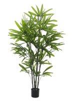EUROPALMS Rhaphispalme, Kunstpflanze, 175cm