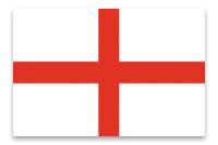 EUROPALMS Flagge, England, 600x360cm