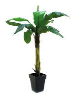 EUROPALMS Bananenbaum, Kunstpflanze, 210cm