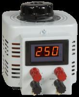 Ringkern-Stelltrafo McPower V-2000 LED, 0-250 V, 2 A, 500...