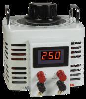 Ringkern-Stelltrafo McPower V-4000 LED, 0-250 V, 4 A,...