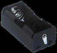 Batteriehalter (L) für 1x Monozelle mit...