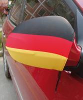 Spiegelfahne Deutschland für...