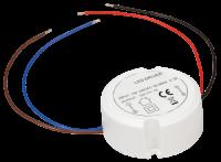 LED-Trafo McShine, elektronisch, 0,5-12W, 230V auf 12V,...