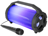 Soundbox PARTY TUBELED Bluetooth, RGB-Beleuchtung,...