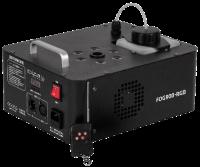 Nebelmaschnine IBIZA FOG900-RGB DMX, austoß oben...