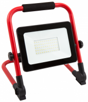 LED Baustrahler mit Akku McShine LEB-30-B 2100lm, 30W,...