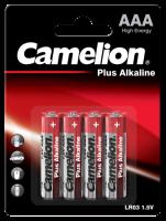 Micro-Batterie CAMELION Plus Alkaline 1,5 V, Typ...