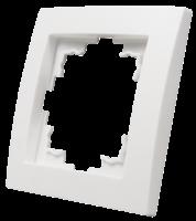 Rahmen McPower Flair, 1-fach, weiß