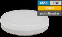 LED-Strahler McShine LS-353, GX53, 3W, 260lm,...