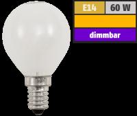 Tropfenlampe Philips, E14, 230V, 60W, matt