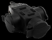 Schutzkontakt-Verteiler McPower, 3-fach, IP44 - für...