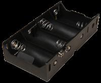 Batteriehalter für 4x Monozellen (D)