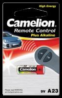 Batterie CAMELION A23, 12V, 28x10mm, Alkaline, 1er-Blister