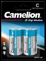 Baby-Batterie CAMELION Digi Alkaline 1,5 V, Typ C/LR14,...