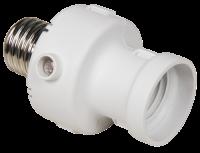 Dämmerungsschalter mit E27 Fassung McShine LX-472,...