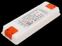 LED-Trafo McShine Slim elektronisch, 1-50W, 230V auf 12V,...