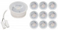 LED-Modul McShine MCOB 5W, 400Lm, 230V, 50x25mm,...