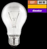 Glühlampe Philips, E27, 230V, 60W, klar