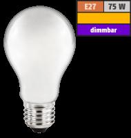 Glühlampe Philips, E27, 230V, 75W, matt
