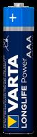 Micro-Batterie VARTA HIGH ENERGY 1,5 V, Typ AAA, 4er-Blister