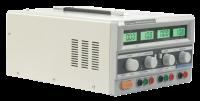 Labornetzgerät McPower Digi 302-05, 2x 0-30V, 0-5A,...