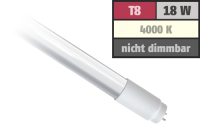 LED-Röhre, T8, 18W, 1.700 lm, 150°, 120cm,...