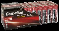 Mignon-Batterie CAMELION Plus Alkaline 1,5 V, LR6 Typ AA,...
