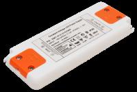 LED-Trafo McShine Slim elektronisch, 1-20W, 230V auf 12V,...