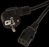 Kaltgeräte Anschlusskabel McPower, H05VV-F3G...