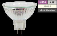 LED-Strahler McShine ET40, MR16, 4W, 320lm,...