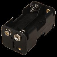 Batteriehalter 4x Mignon (AA) 2x2