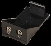 Batteriehalter 1x 9V-Block