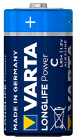 Baby-Batterie VARTA HIGH ENERGY 1,5 V, Typ C, 2er-Blister