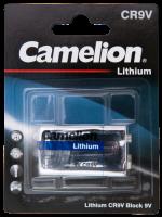 Block-Batterie Camelion Lithium, 9V, Typ CR9V, 1.200mAh,...