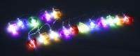 LED-Lichterkette Frohe Weihnachten Länge ca. 1,75m,...