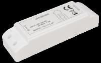 LED-Trafo McShine, elektronisch, 1-80W, 230V auf 12V,...