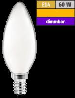 Kerzenlampe Philips, E14, 230V, 60W, matt