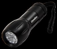LED-Taschenlampe CAMELION CT4004, 9LED, Aluminium