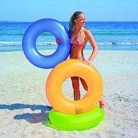 Schwimmring, Ø ca. 76 cm, neonfarben unsortiert