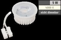 LED-Modul McShine MCOB 5W, 400 Lumen, 230V, 50x25mm,...