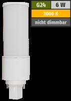 LED-Strahler McShine G24, 6W, 600lm, 120°,...