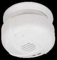 Mini-Rauchmelder McPower KD-670, DIN EN14604, 10-Jahres...
