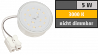 LED-Modul McShine, 5W, 400 Lumen, 230V, 50x23mm,...