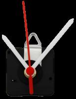 Quarzuhrwerk McPower CQ-5001 1x Kunststoff-Zeigersatz,...